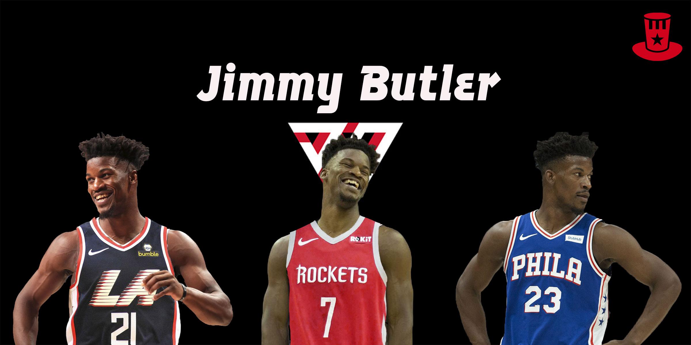 jimmy butler free agency