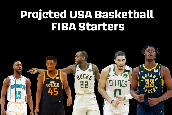 projected usa starting 5
