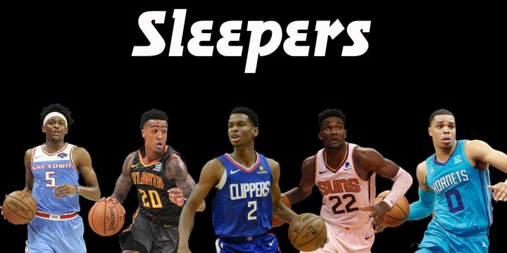 fantasy basketball sleepers
