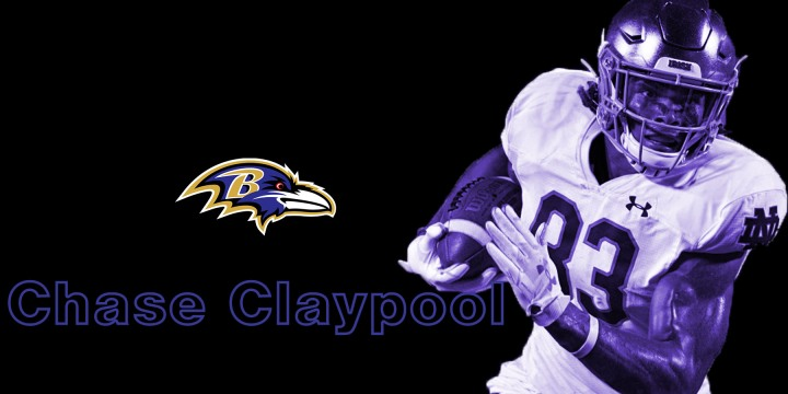 chase claypool ravens