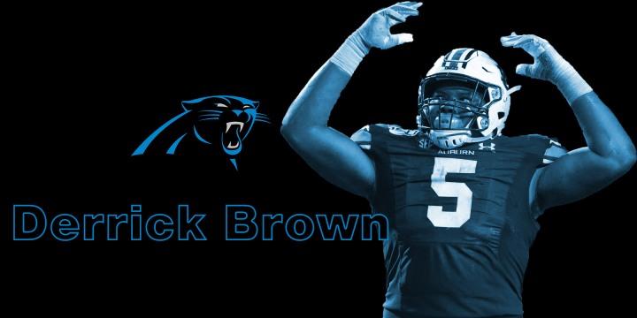 derrick brown panthers